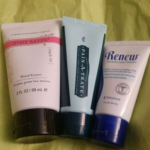 Body Satin Pain A Trate Renew Travel Size